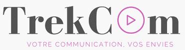 TrekCom, Agence digitale au Cannet Logo